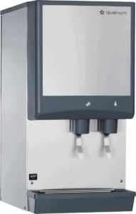 Quench 980-12/985-12 Countertop Ice Machine and Water Dispenser