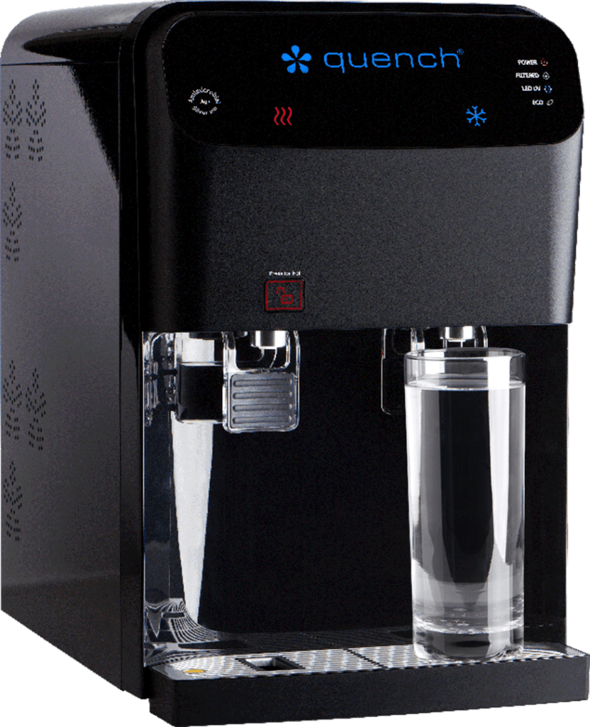 Quench Q5 countertop filtered water cooler