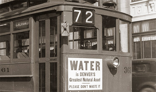Denver local water quality